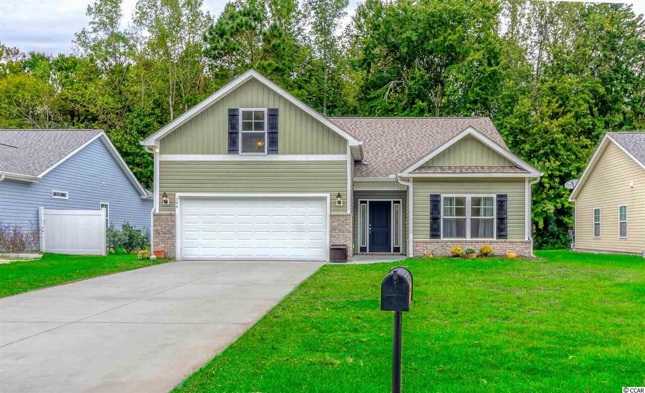 344 Clearwater Dr., Pawleys Island in Georgetown County, SC 29585 Home for Sale