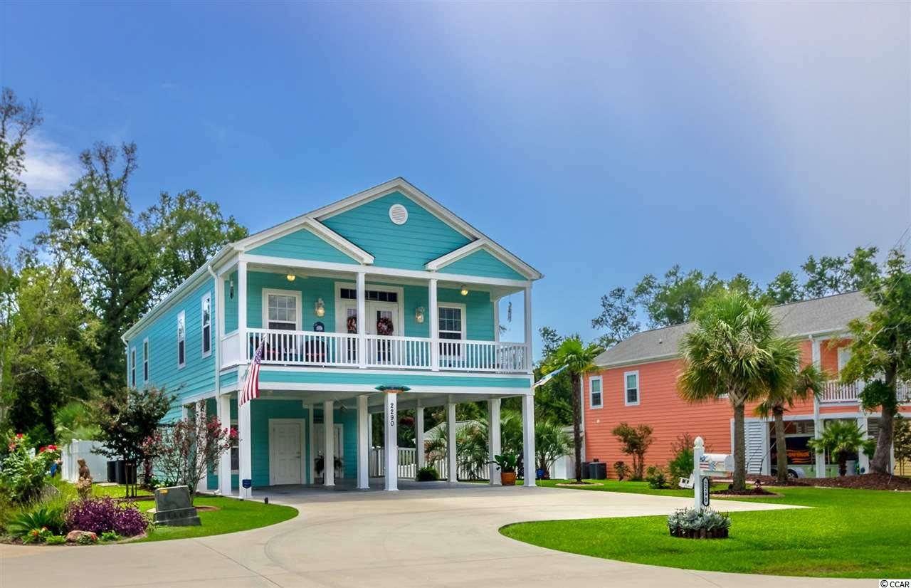 2290 Little River Neck Rd., North Myrtle Beach in Horry County, SC 29582 Home for Sale
