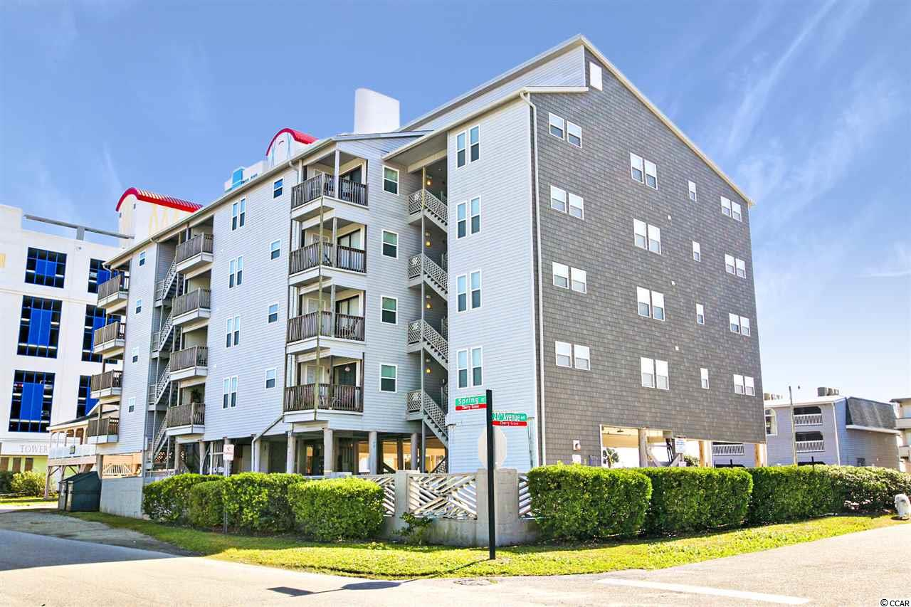 2001 N Ocean Blvd. B-4, North Myrtle Beach in Horry County, SC 29582 Home for Sale