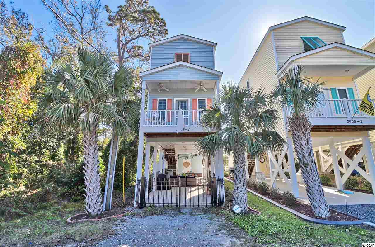 3605-1 Poinsett St. 29582 - One of North Myrtle Beach Homes for Sale
