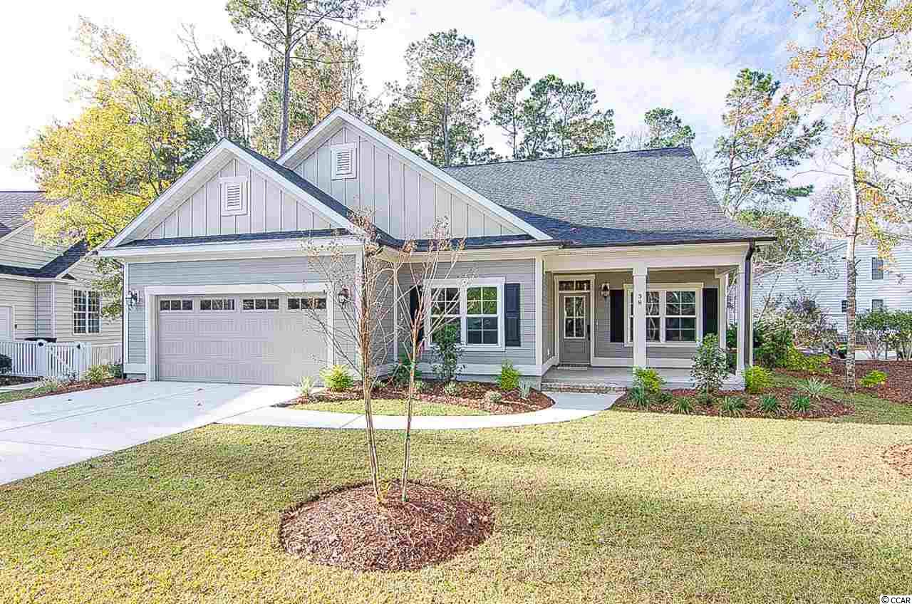 38 Sandcastle Ct., Pawleys Island in Georgetown County, SC 29585 Home for Sale