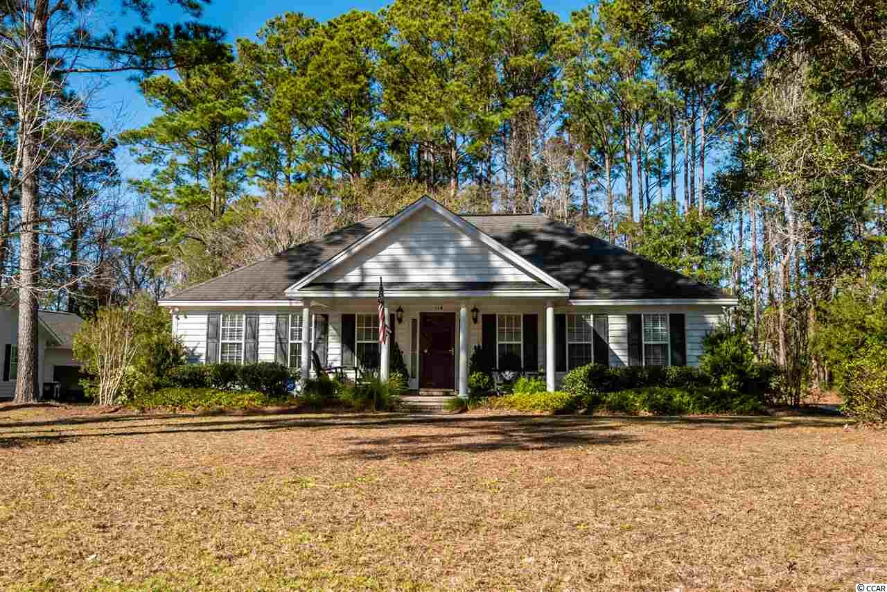 114 Shipmaster Ave., Pawleys Island in Georgetown County, SC 29585 Home for Sale