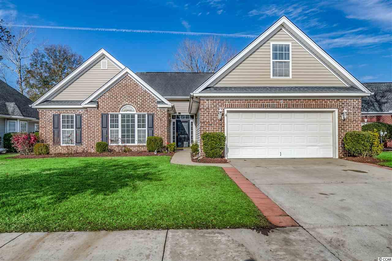 Detached MLS:2000378   3005 Waterbury Ln. Myrtle Beach SC