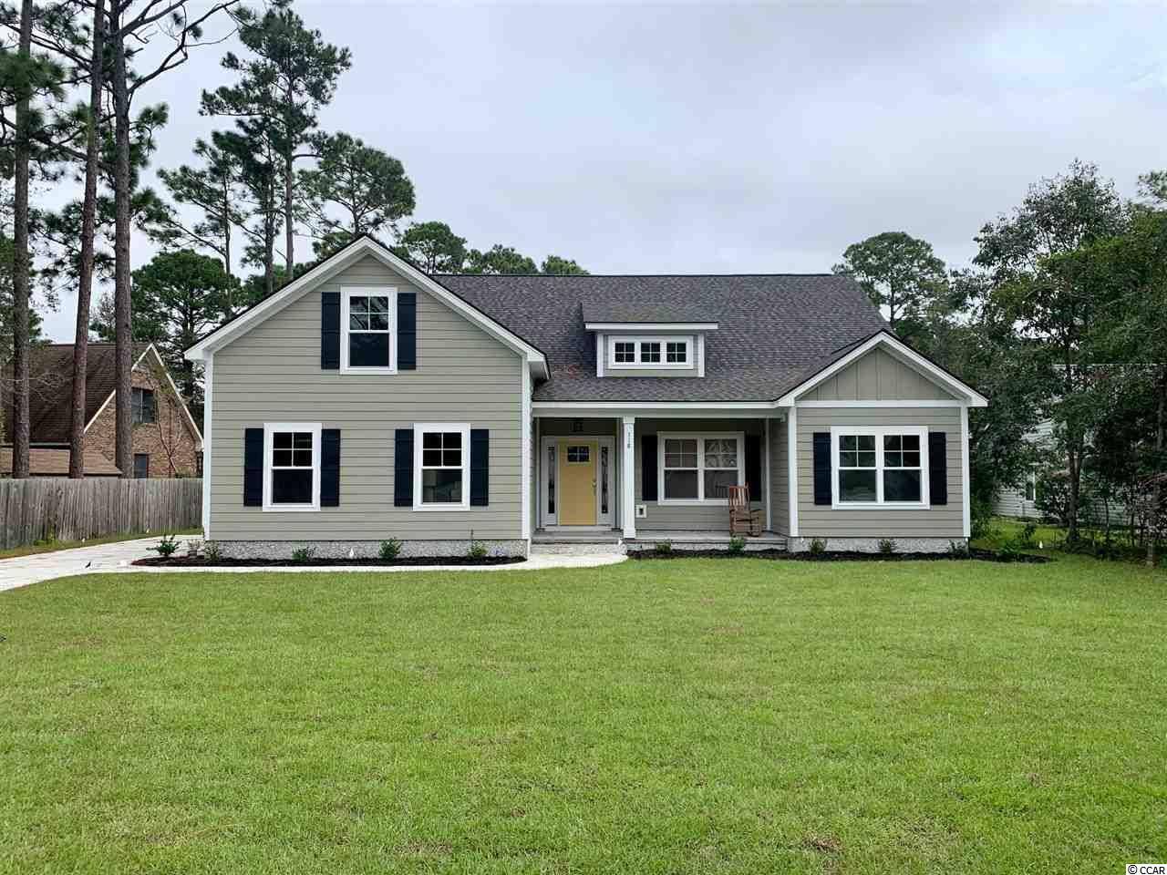 206 Rose Hill Dr., Pawleys Island in Georgetown County, SC 29585 Home for Sale
