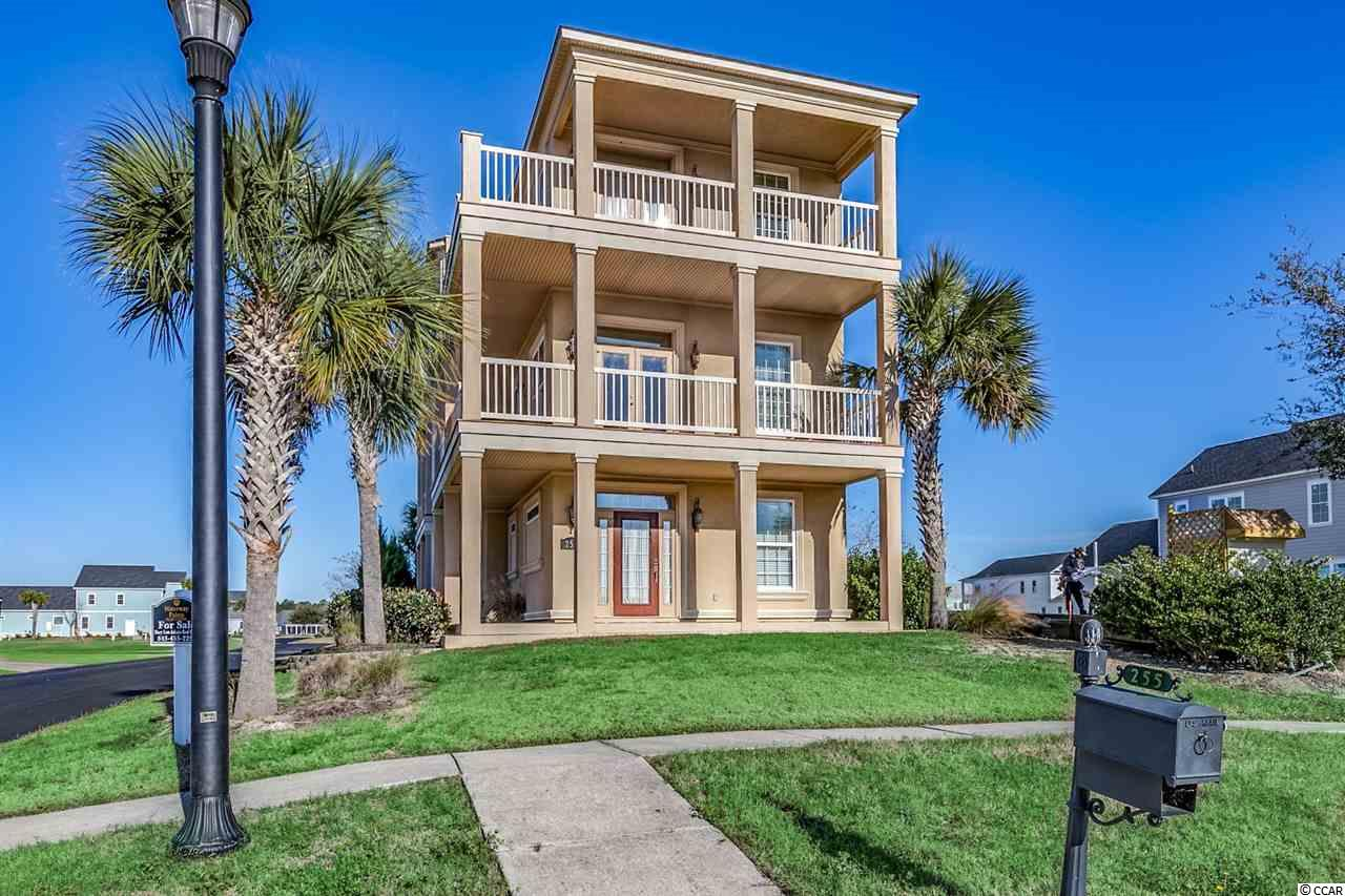 One of Myrtle Beach 4 Bedroom Homes for Sale at 255 West Palms Dr.