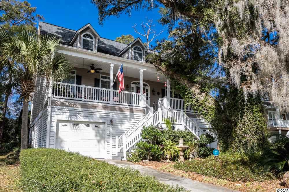 Detached MLS:2001451   33 Marsh Point Dr. Pawleys Island SC