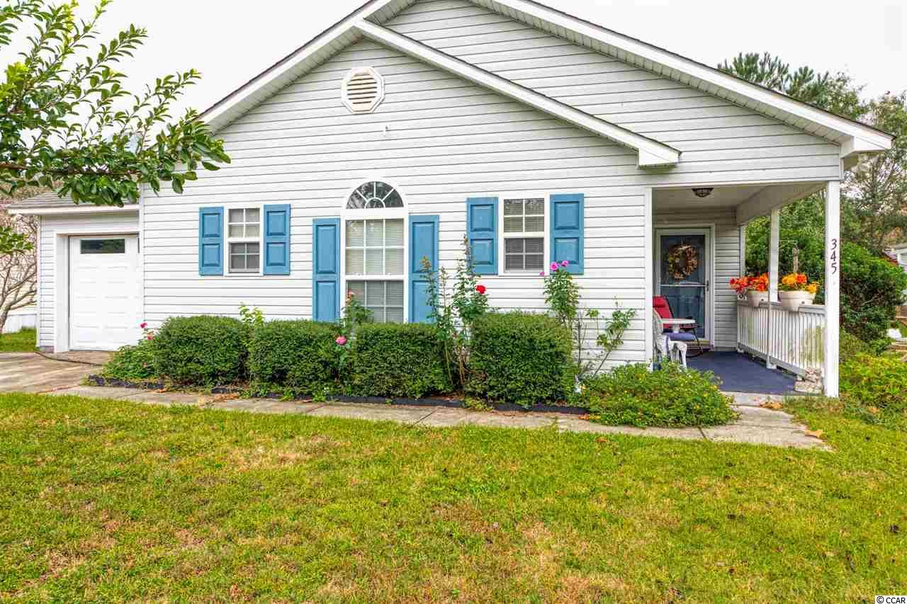 345 Saint Christopher Circle, Pawleys Island in Georgetown County, SC 29585 Home for Sale