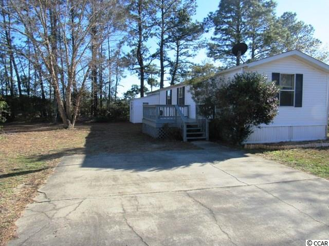 Manufactured Leased Land MLS:2004659   892 Old Magnolia Dr. Conway SC