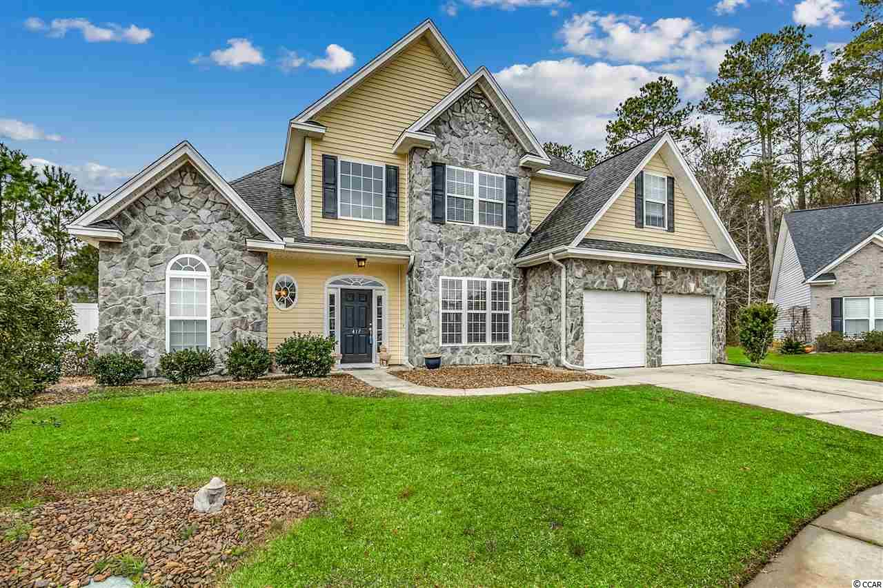Detached MLS:2005186   417 Capua Ct. Myrtle Beach SC