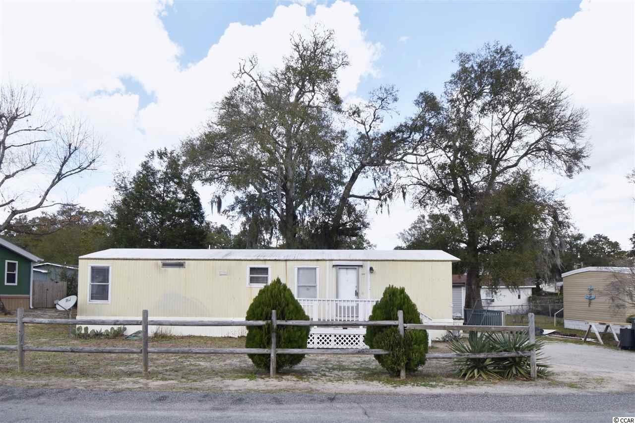 Manufactured with Land MLS:2005380   2419 Hilburn St. North Myrtle Beach SC