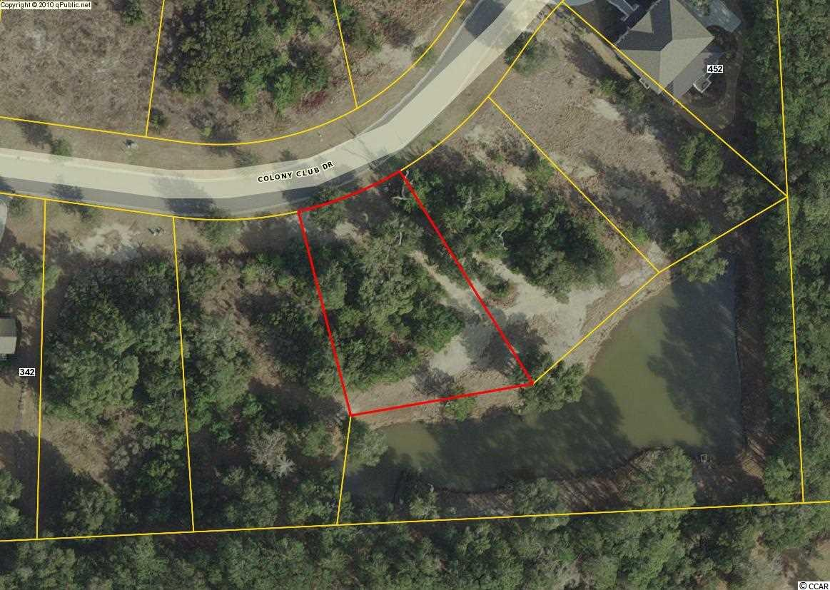 Land for Sale at Lot 14 Colony Club Drive Lot 14 Colony Club Drive Georgetown, South Carolina 29440 United States
