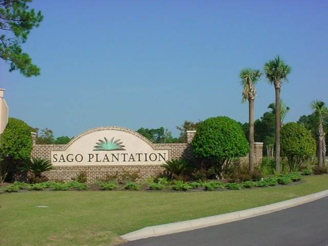 Myrtle Beach Sago Plantation at Legends