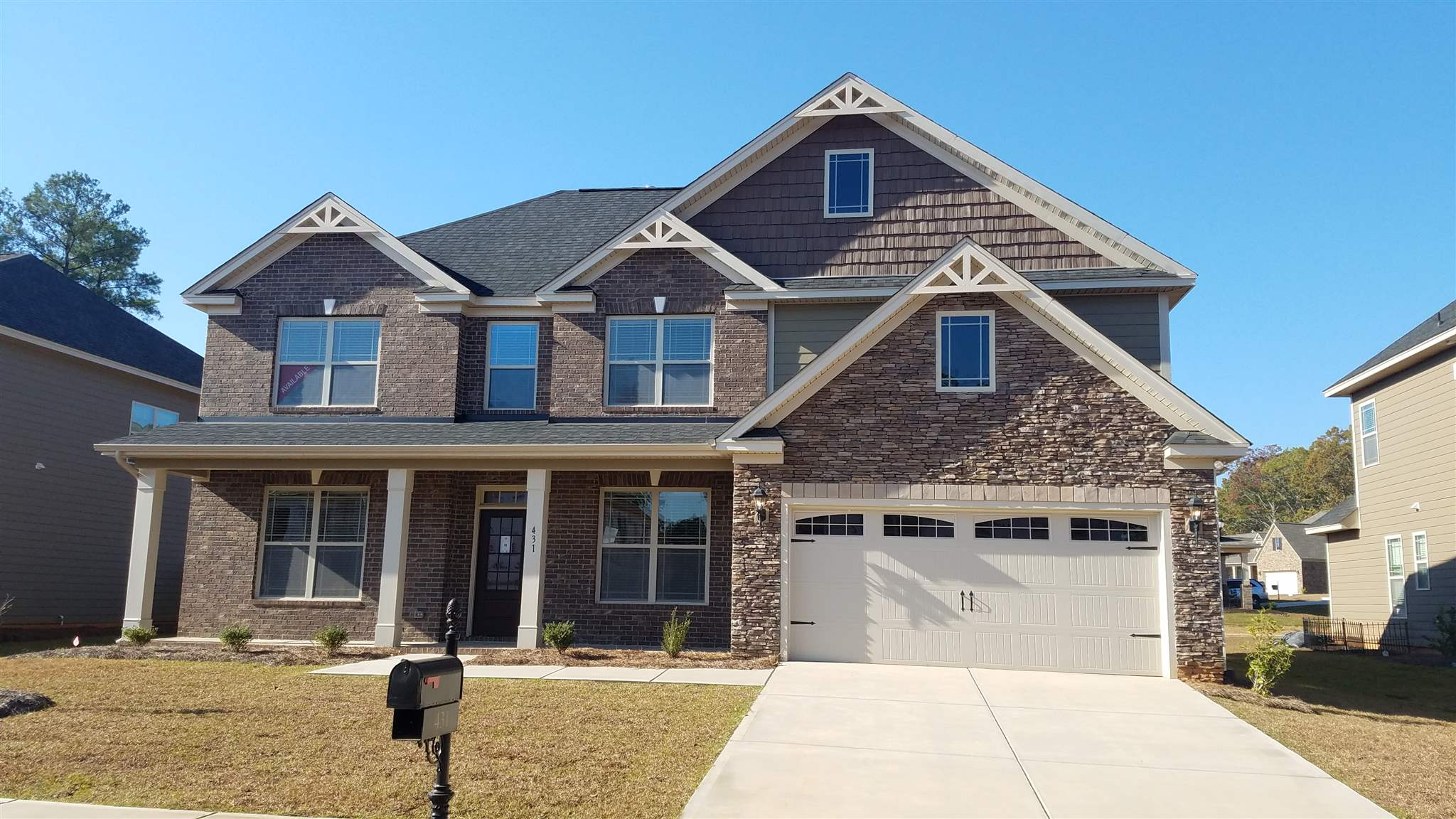 431 CORAL ROSE Drive, Irmo, SC 29063