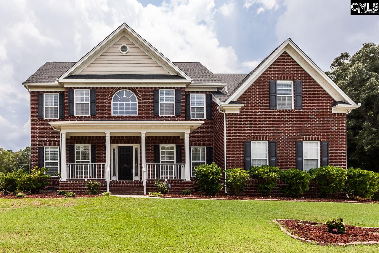31  Creek Bluff Blythewood, SC 29016