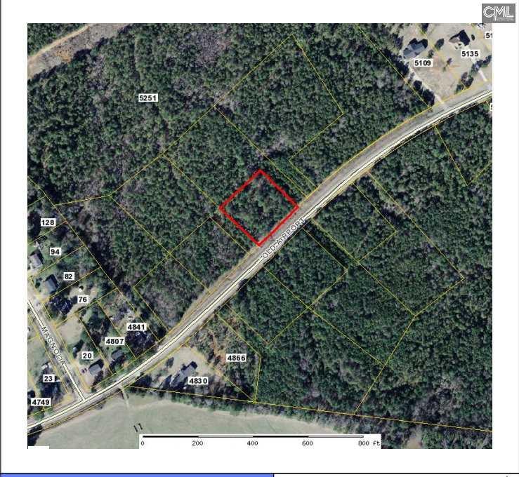 Lot F Stewart Estates Winnsboro, SC 29180