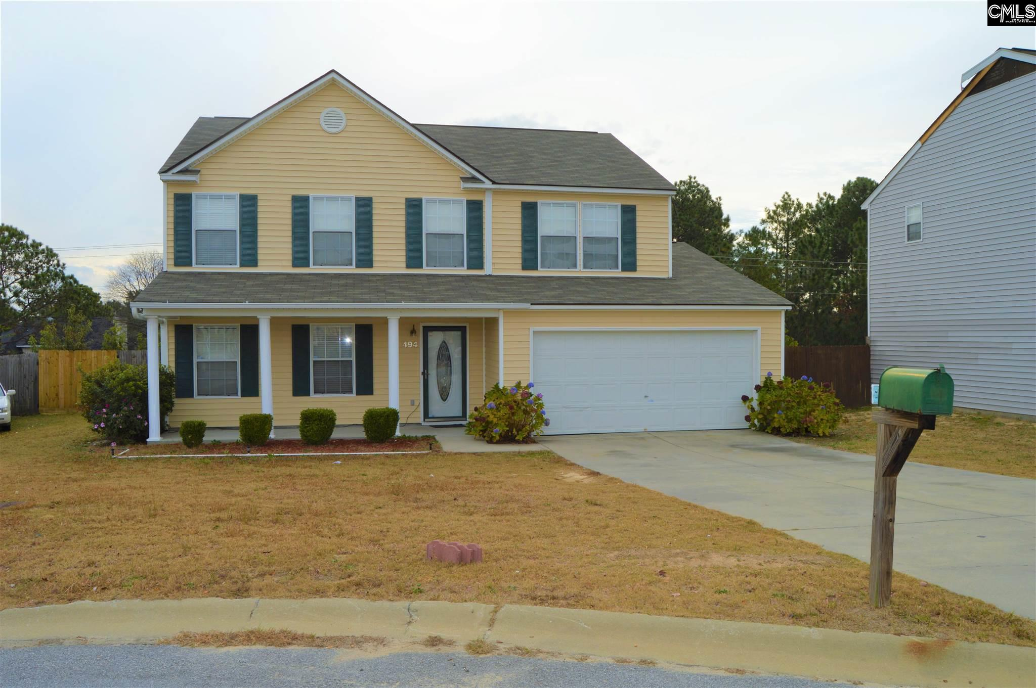 494  Fox Trot Columbia, SC 29229