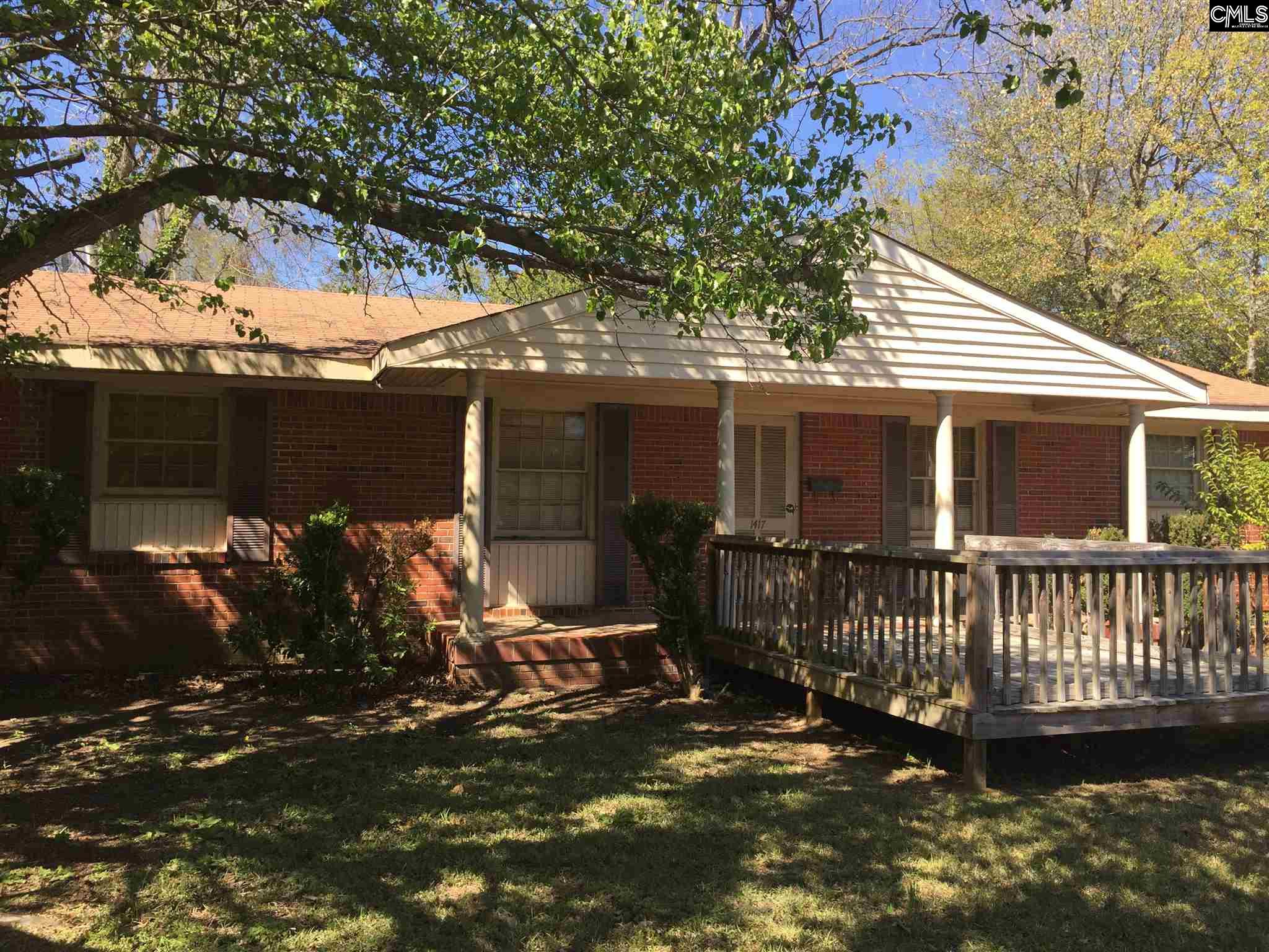 1417  Anthony Columbia, SC 29201