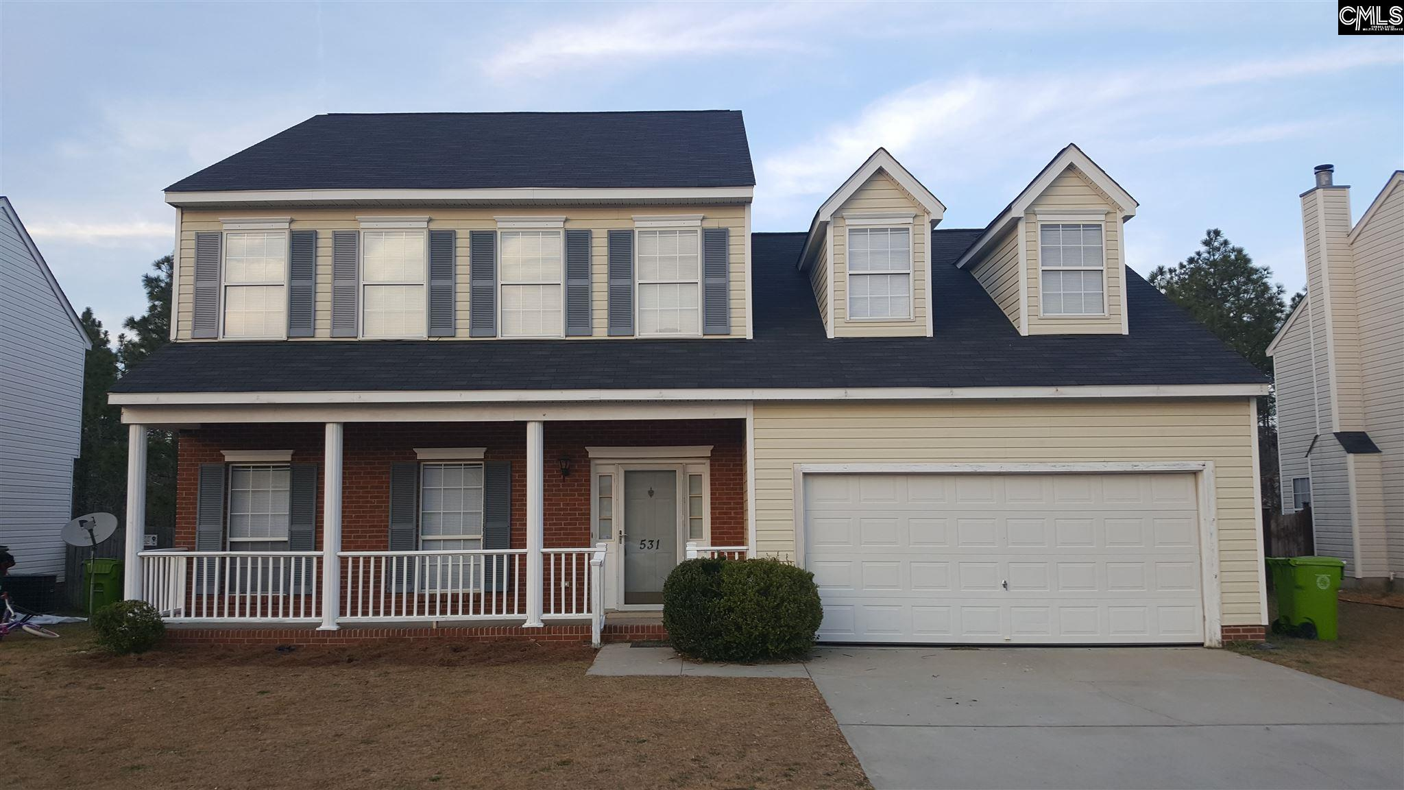 531  Autumn Glen Columbia, SC 29229