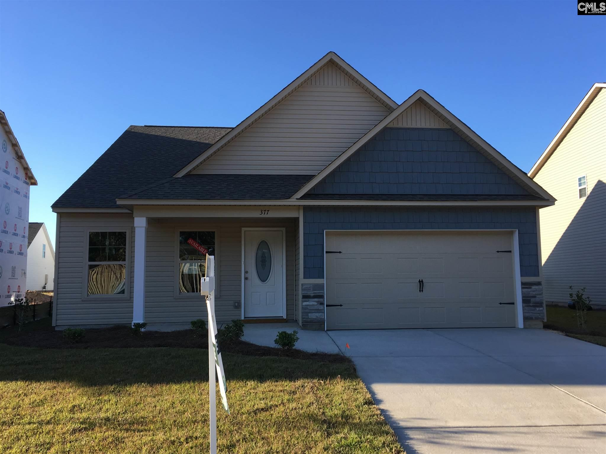 377  Fairford #13 Blythewood, SC 29016