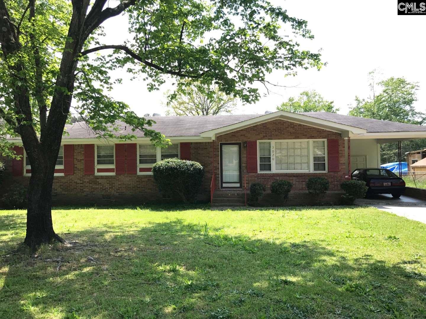 3020  Woodway Columbia, SC 29223