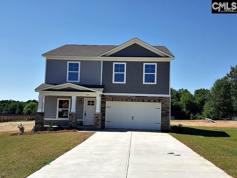 102  Switch Grass #3 Leesville, SC 29070