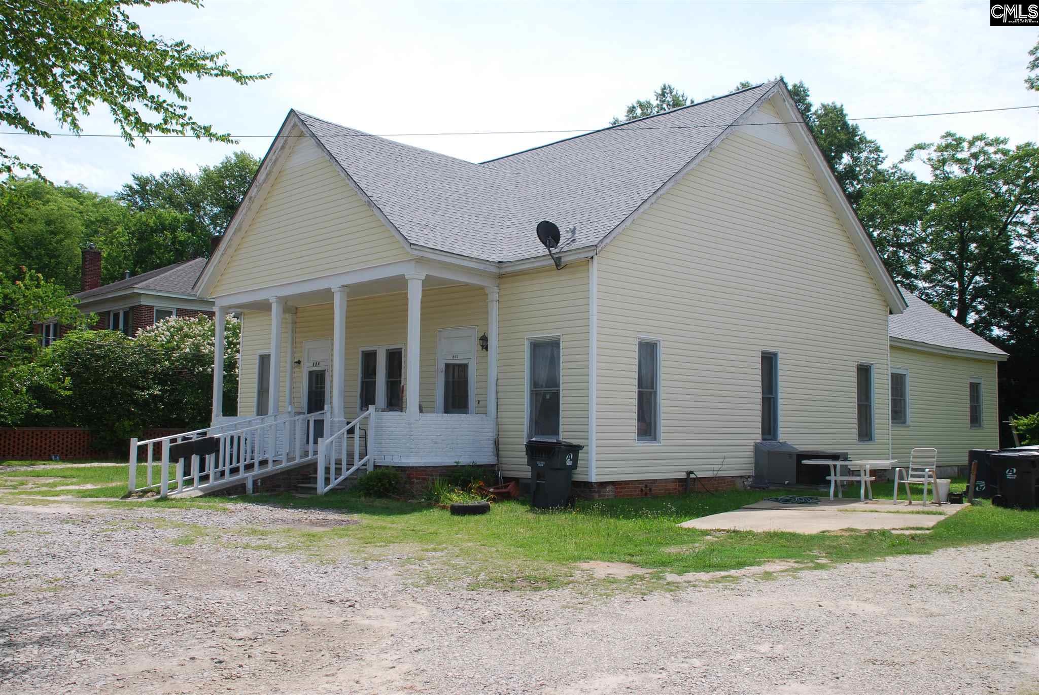 424  West Railroad Batesburg, SC 29006