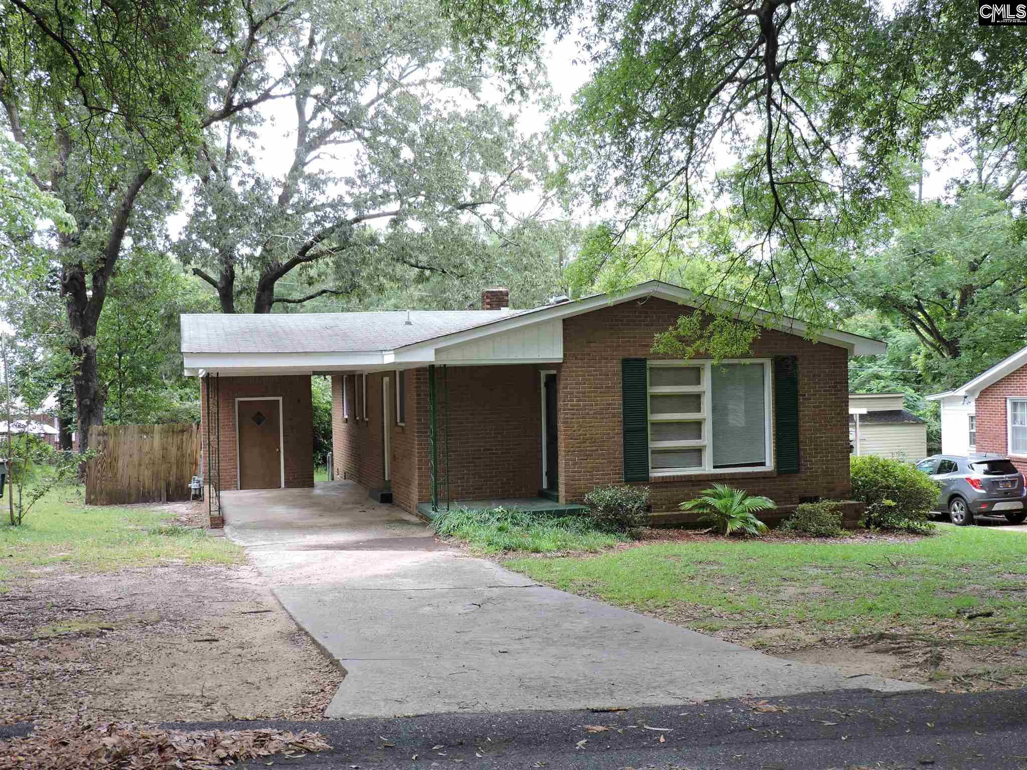940  Laurie Columbia, SC 29205