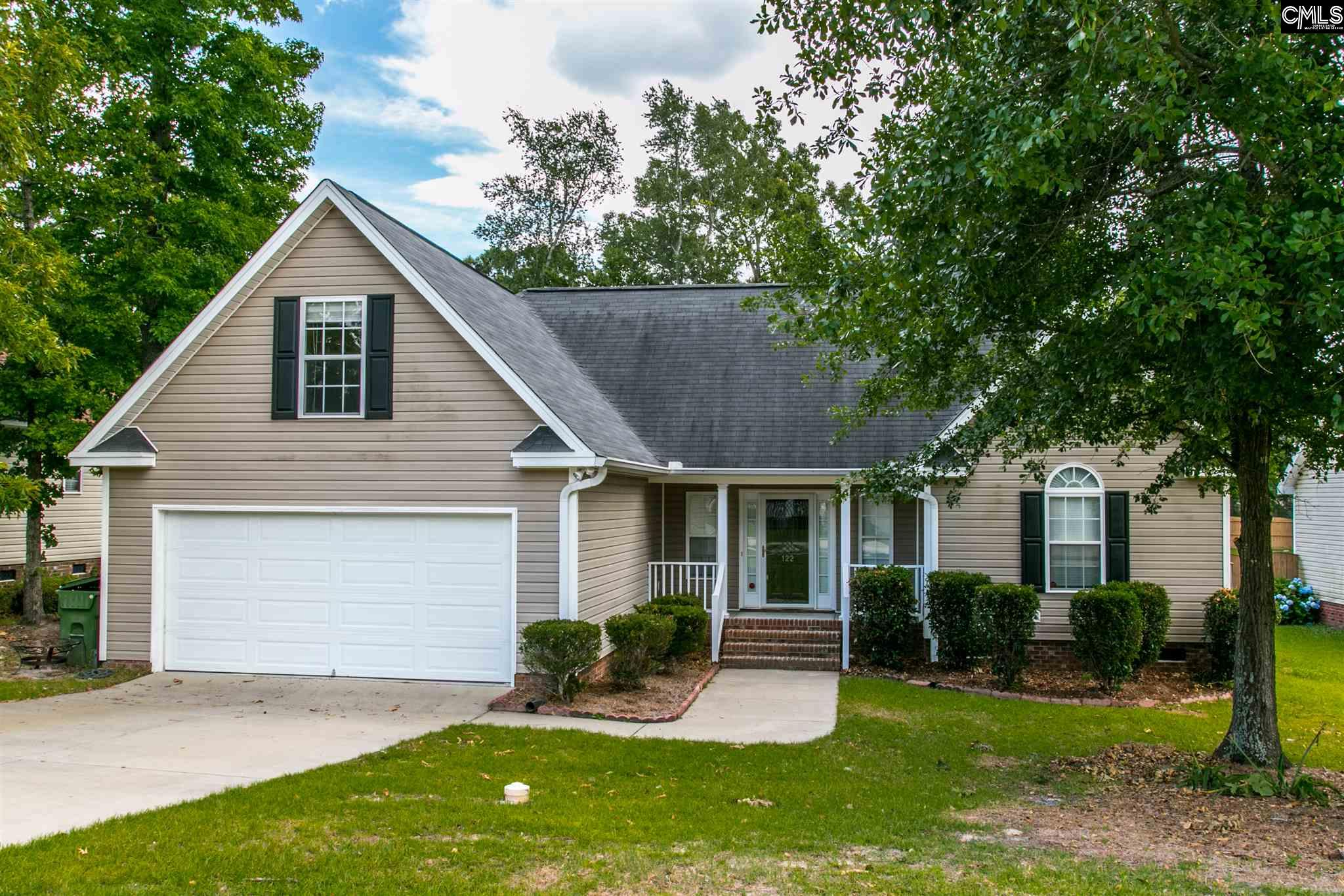 122  Lee Ridge Columbia, SC 29229