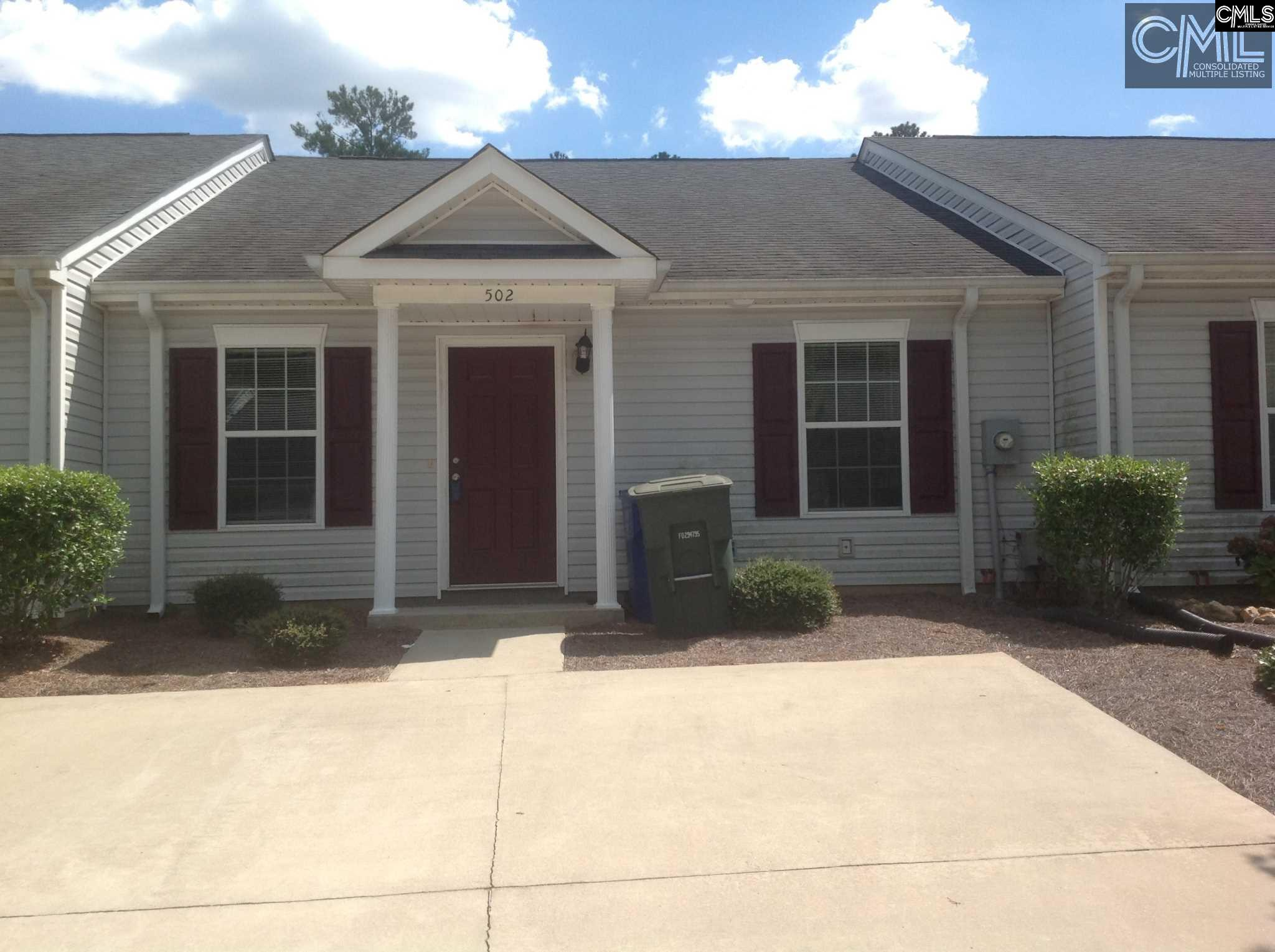 502  Regency Park Columbia, SC 29210