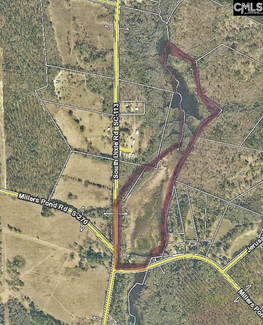 Millers Pond Wagener, SC 29164