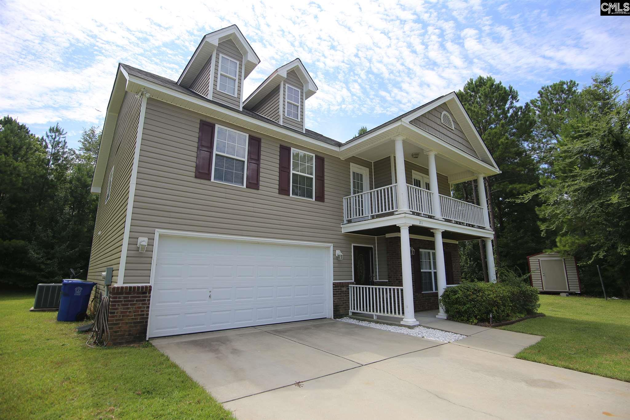 21  Carolina Rose Columbia, SC 29209