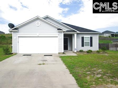 1817  Crystal West Columbia, SC 29170
