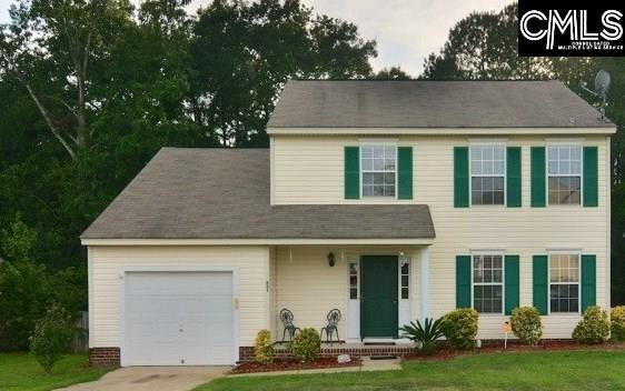 601  Concord Place Irmo, SC 29063