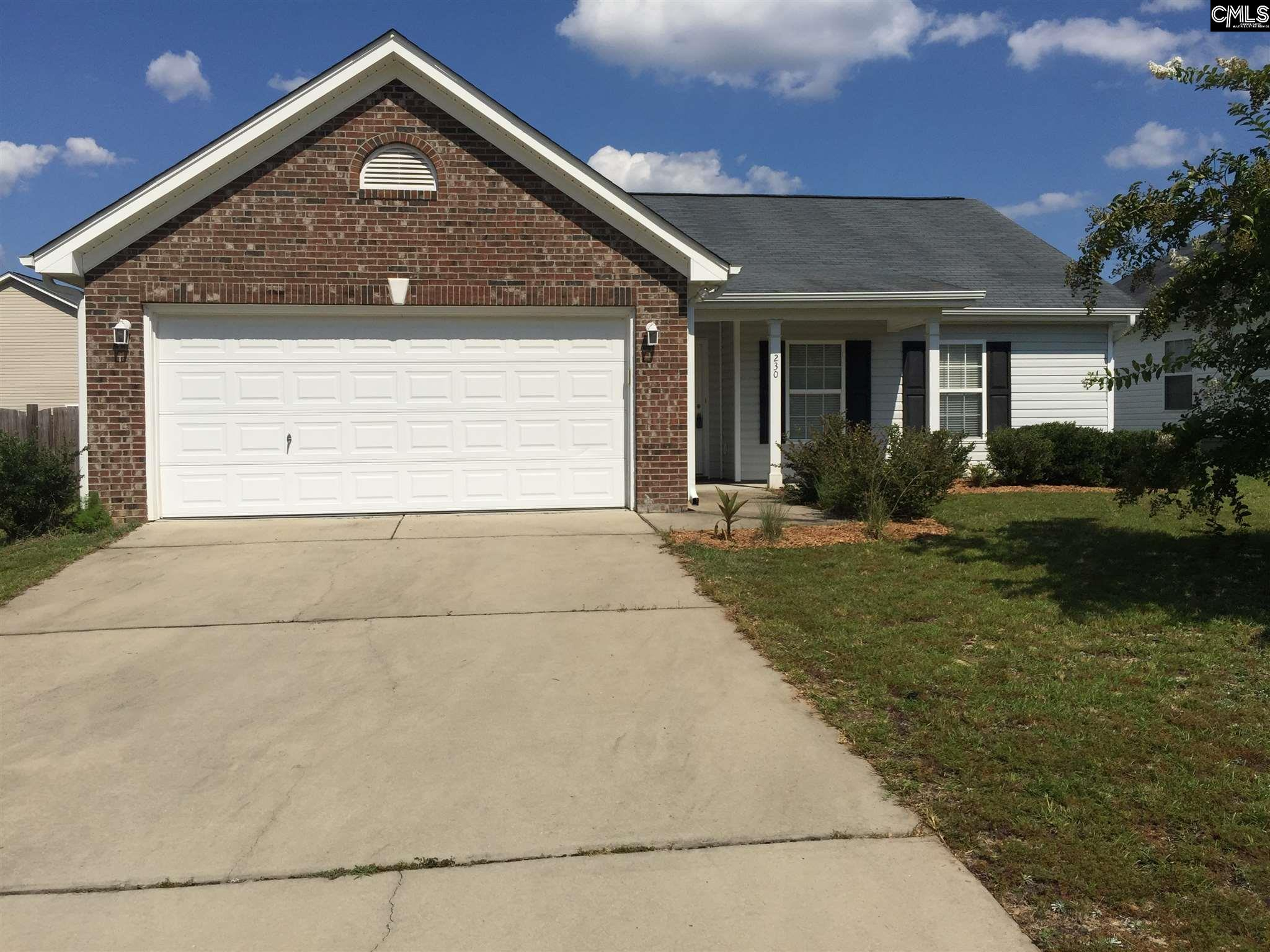 230  Cardinal Pines Lexington, SC 29073