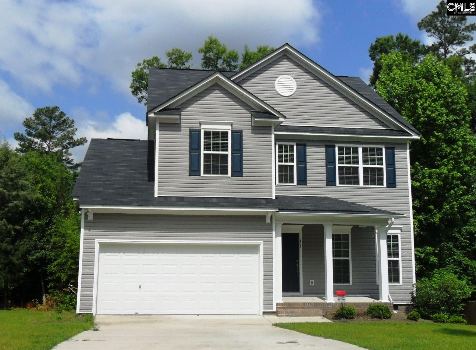 206  High Bluff #lot 56 Irmo, SC 29063