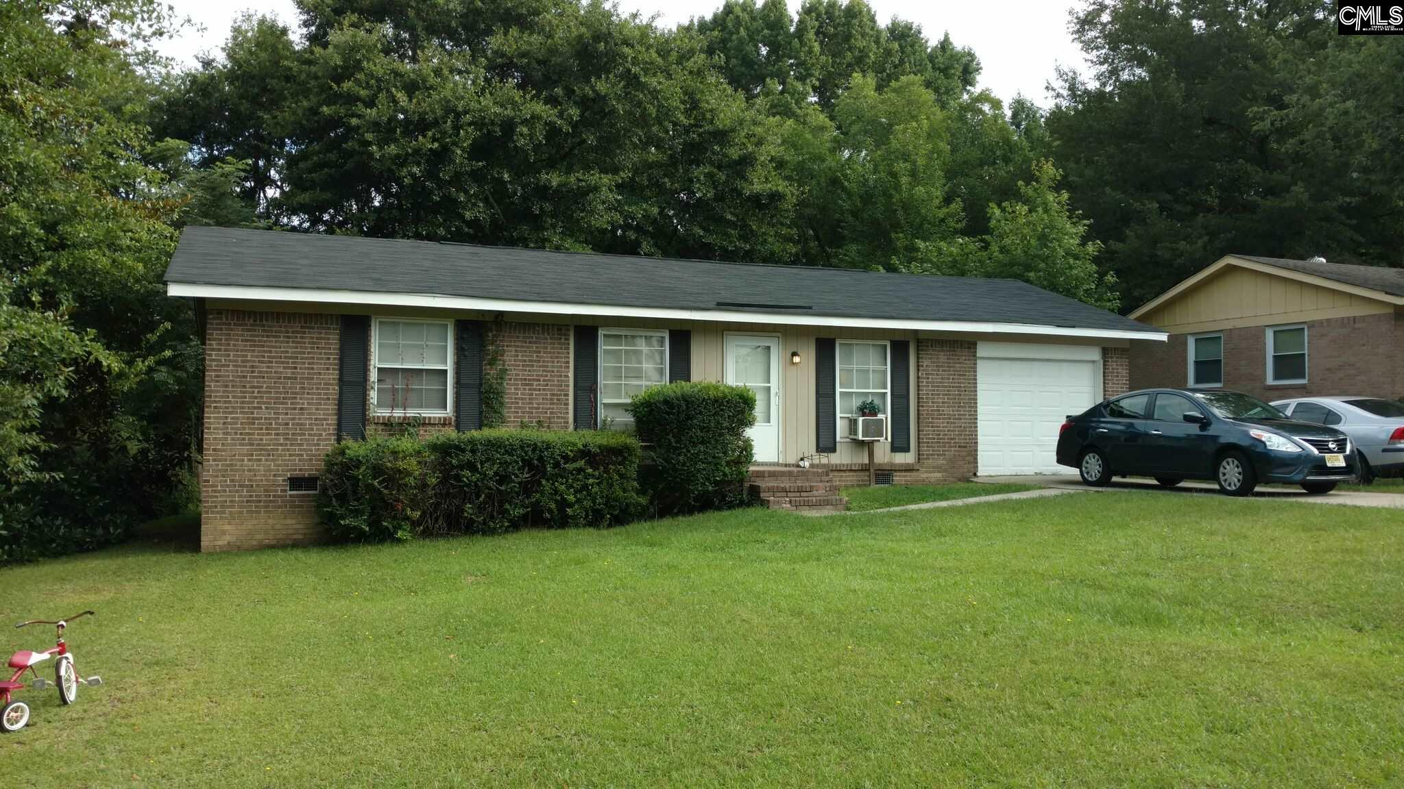 1032  Kingsberry West Columbia, SC 29169