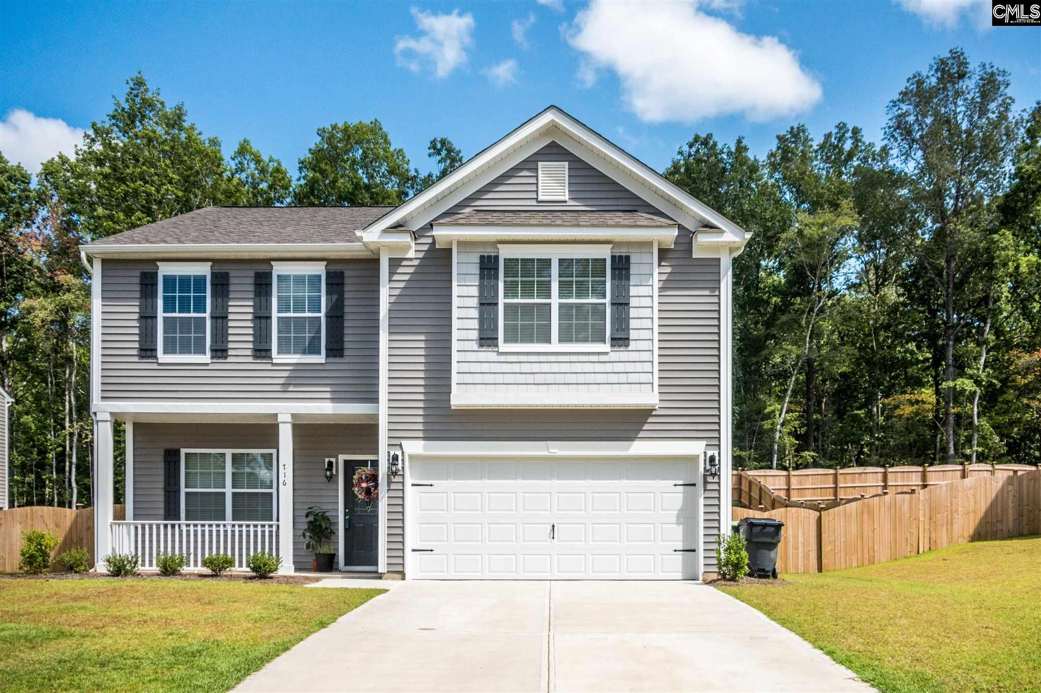716  Soldier Gray Chapin, SC 29036