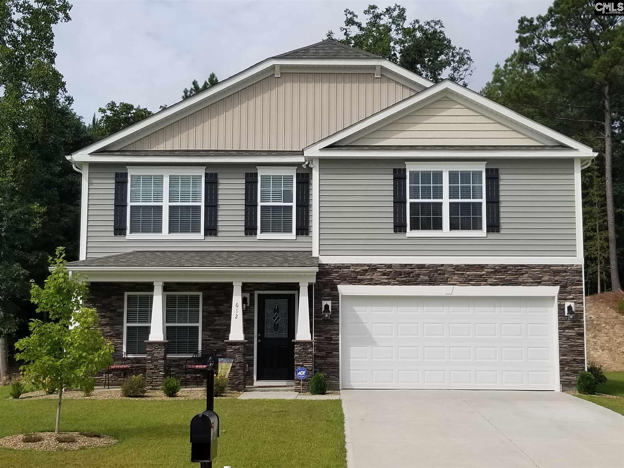 612  Muldrow Chapin, SC 29036