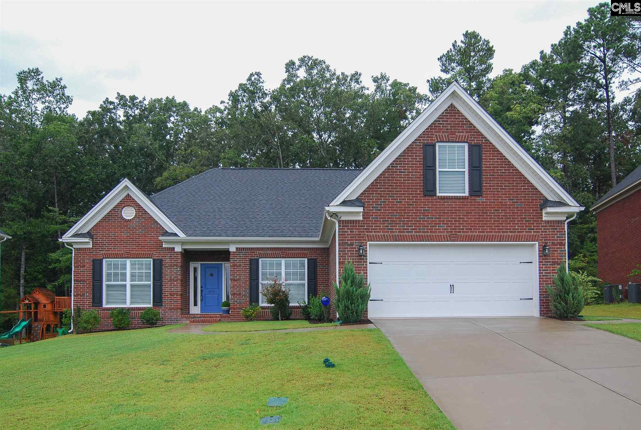 679  Dutchman Creek Irmo, SC 29063