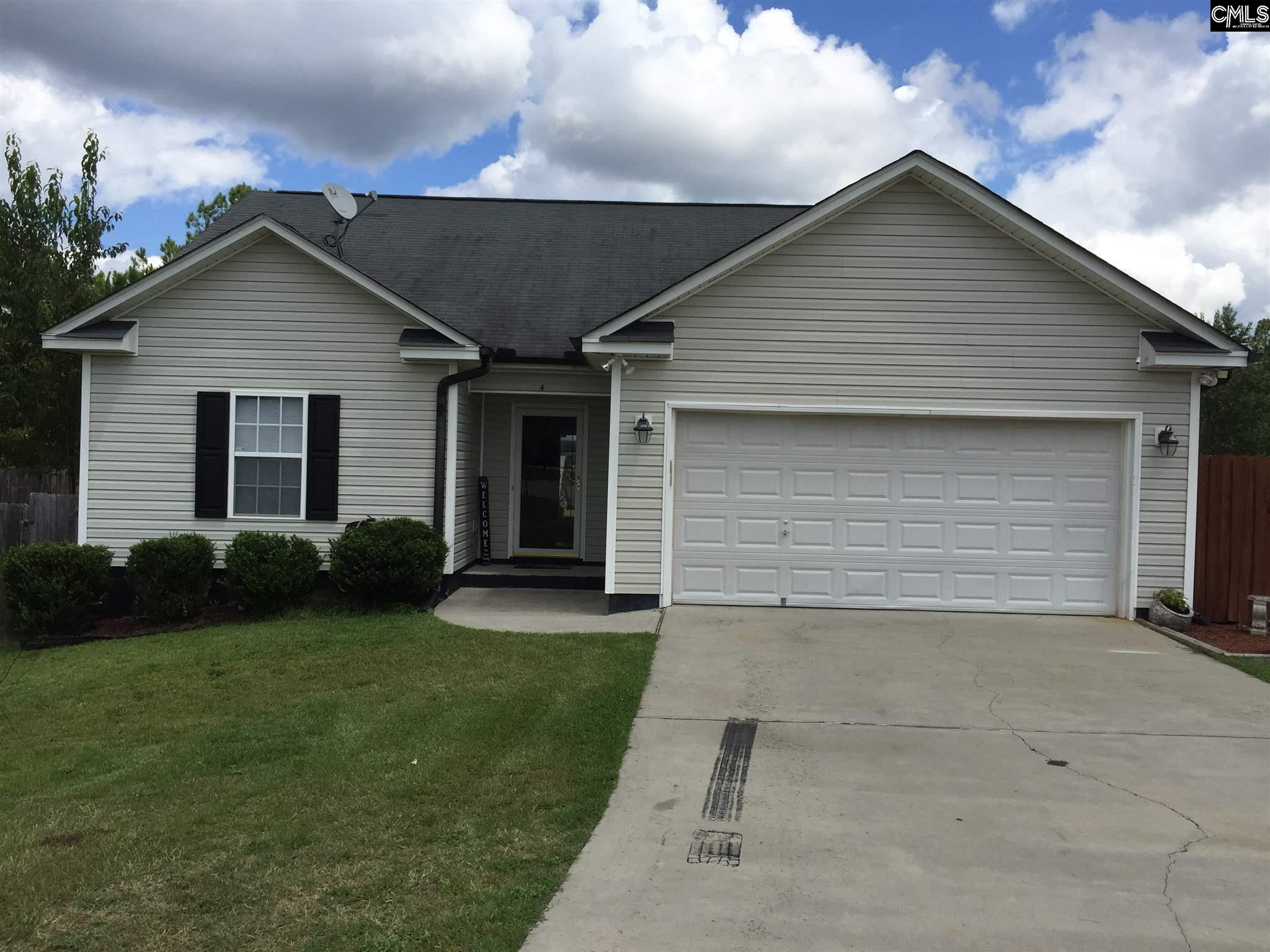 4  Leyland Cypress Elgin, SC 29045