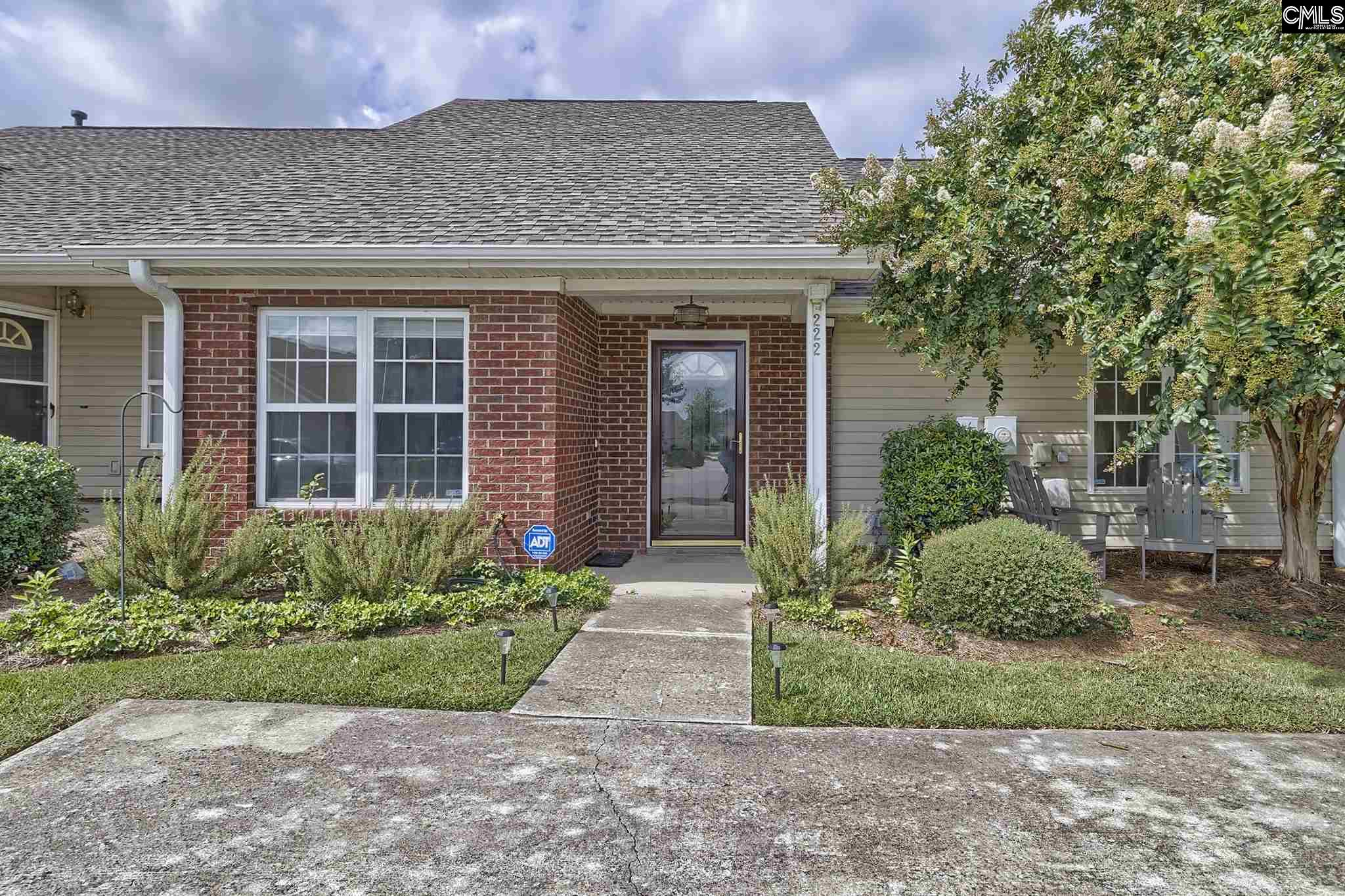 222  Summit Townes Columbia, SC 29229