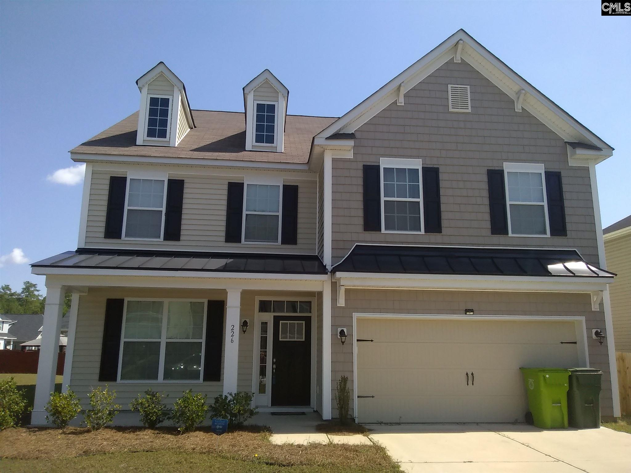 226  Birchfield Columbia, SC 29203