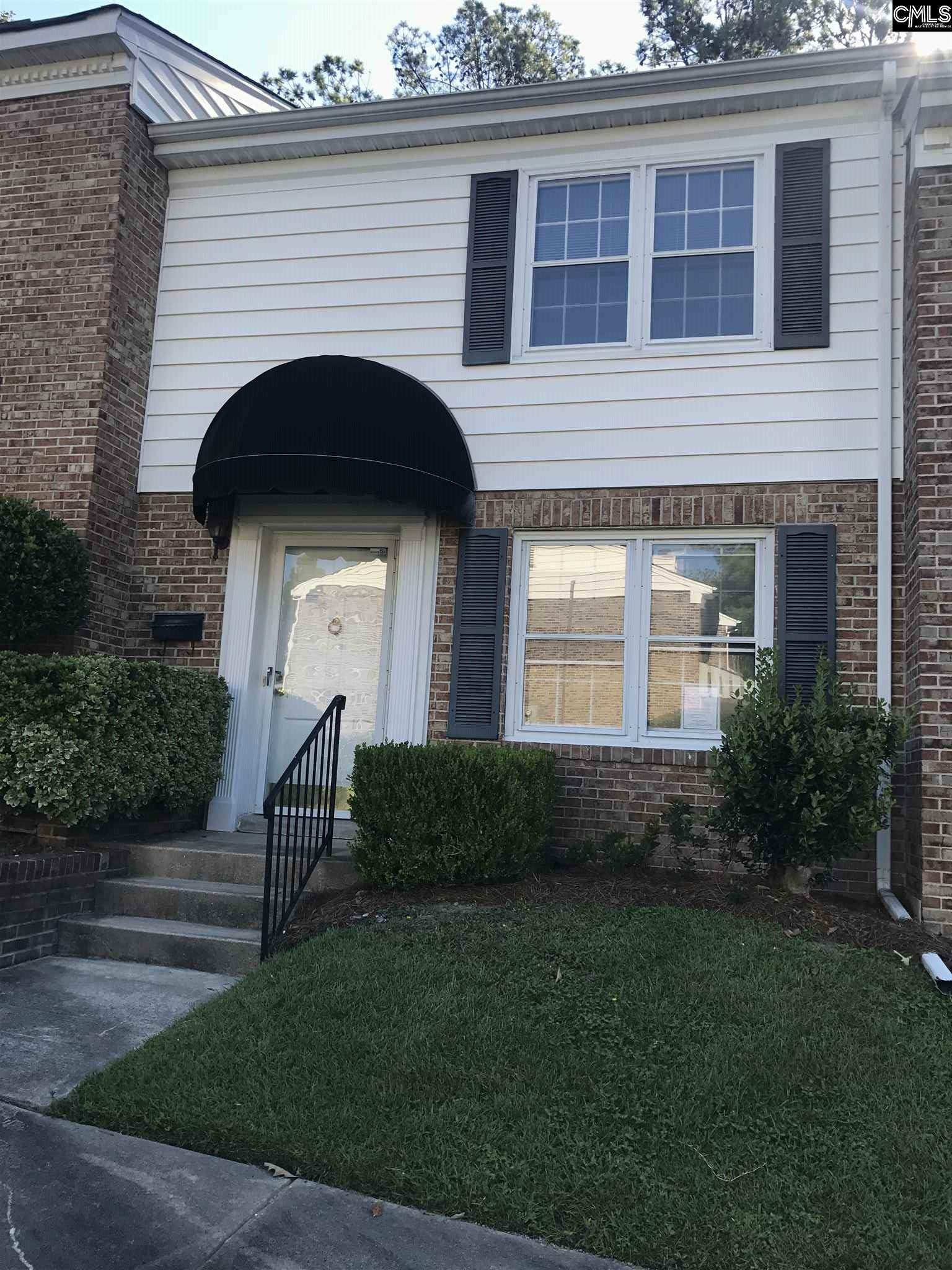 7602  Hunt Club #D 102 Columbia, SC 29223