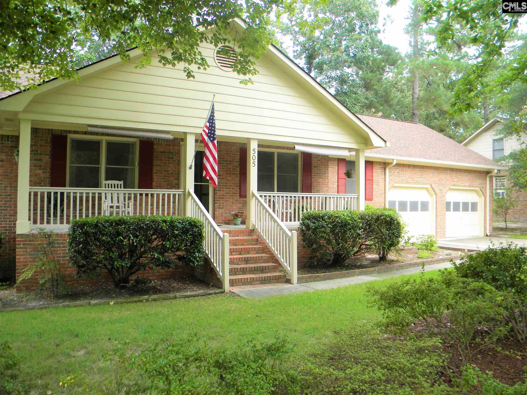 505  Great North Columbia, SC 29223