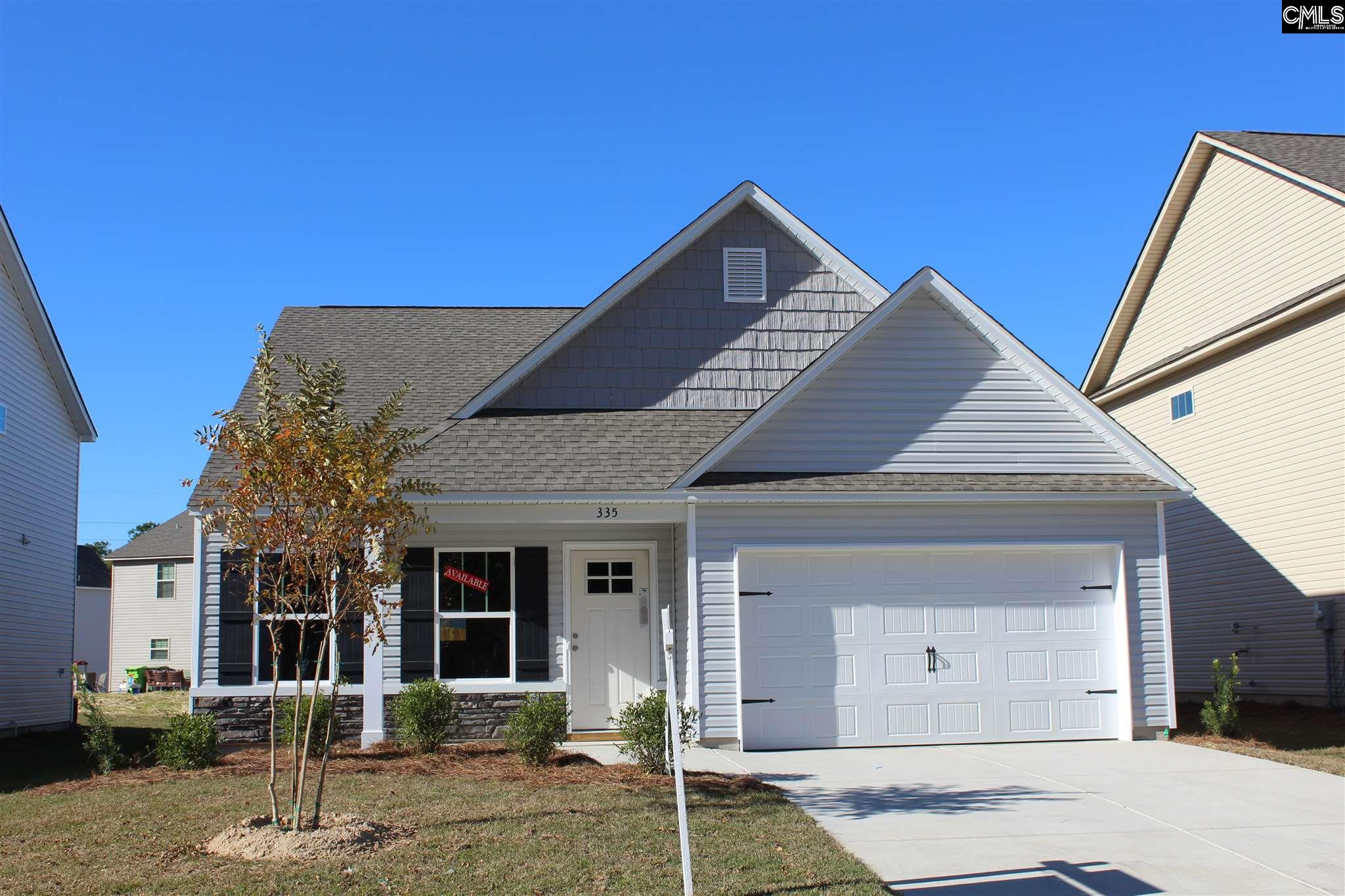 335  Fairford #24 Blythewood, SC 29016