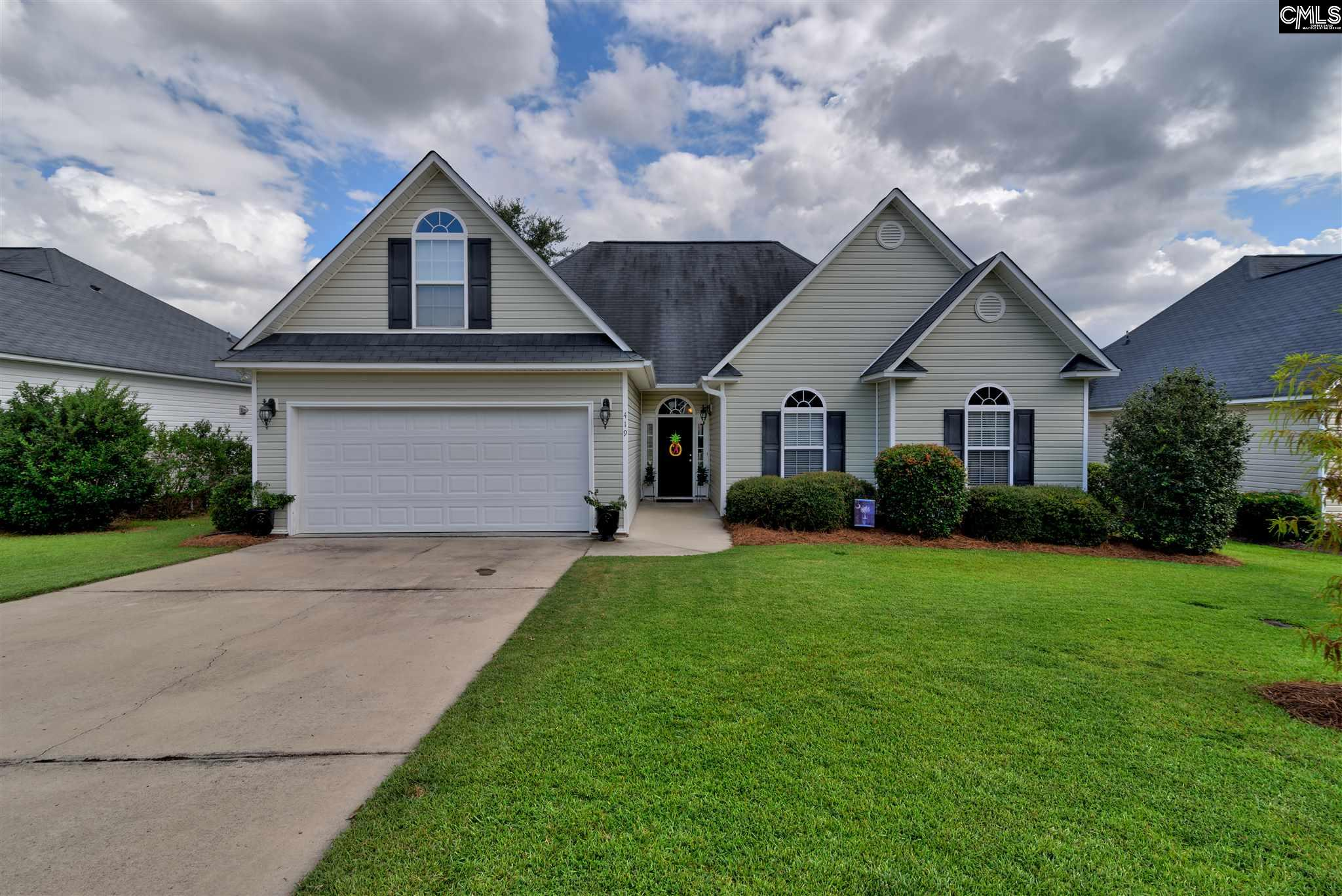 419  Apple Branch Blythewood, SC 29016