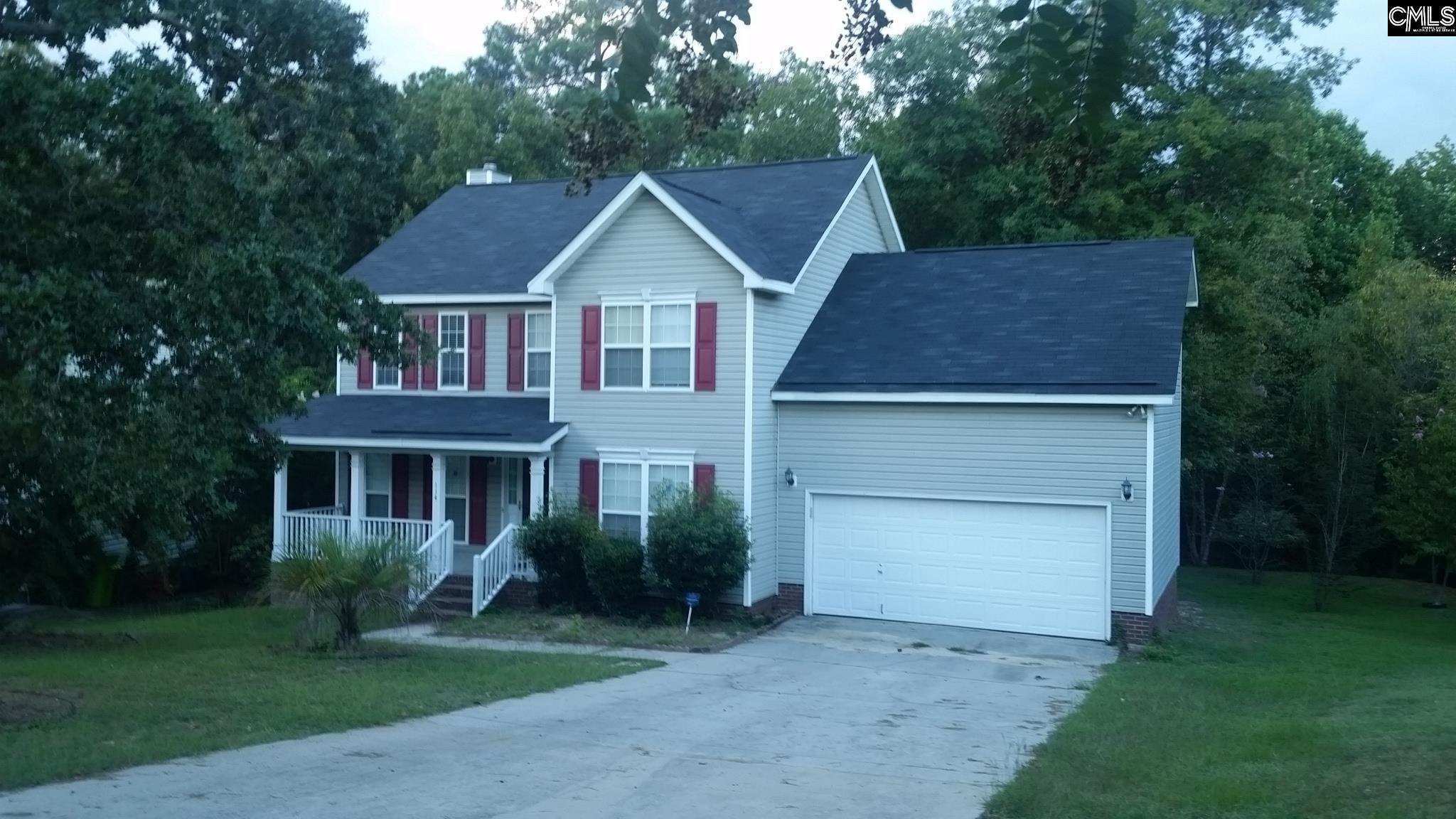 114  Bally Bunion Columbia, SC 29229
