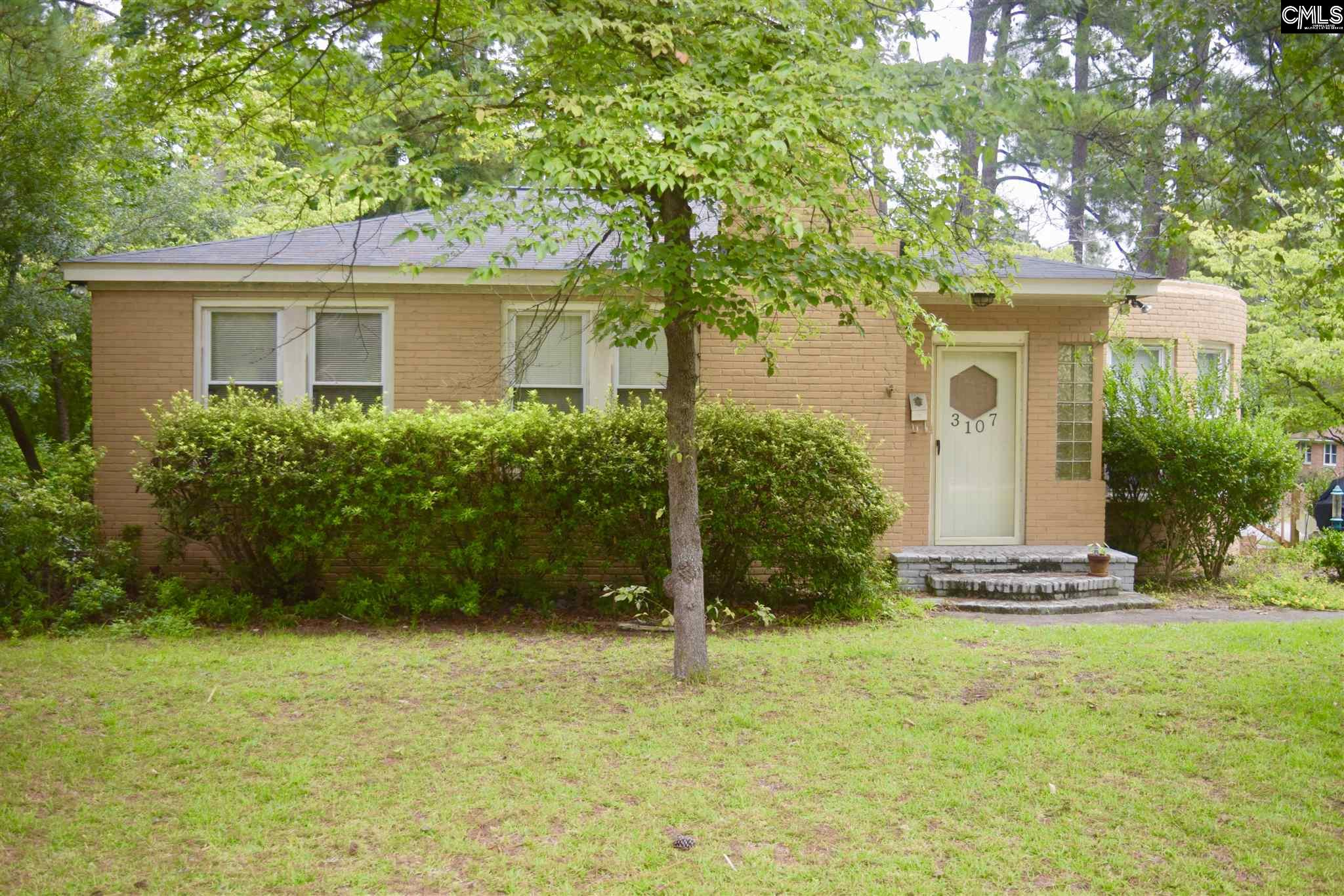 3107  Forest Columbia, SC 29204