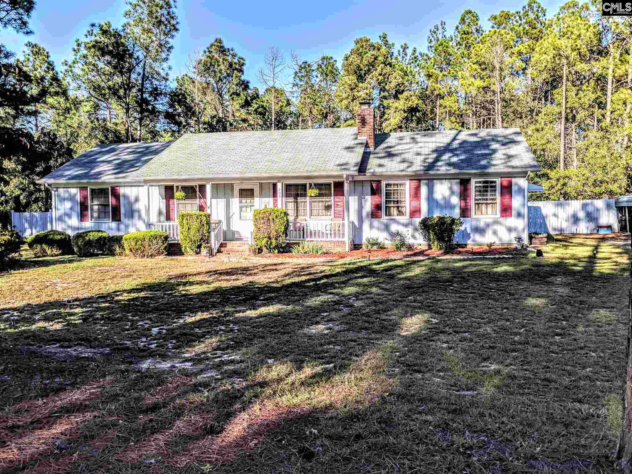 209  Winter Lugoff, SC 29078