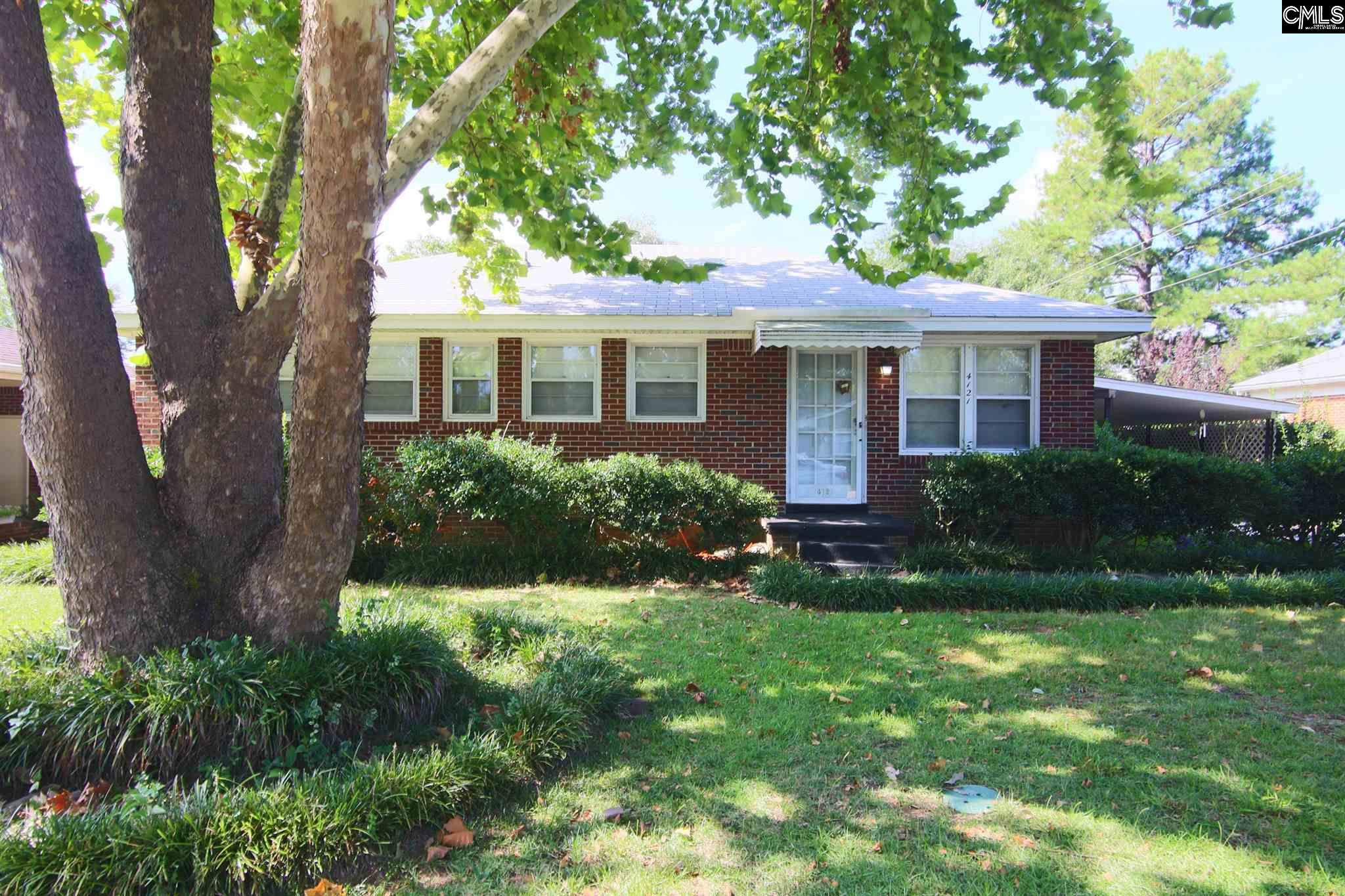 4121  Chesterfield Drive Columbia, SC 29203